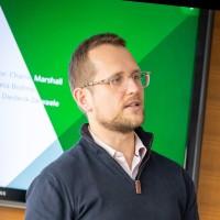 Charlie Marshall, CEO di ECA